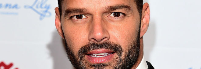 Ricky Martin choc nell'intervista in tv: «Vorrei che i miei figli fossero gay»