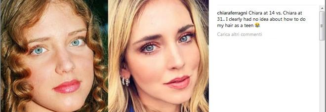 Il post di Chiara Ferragni (Instagram)