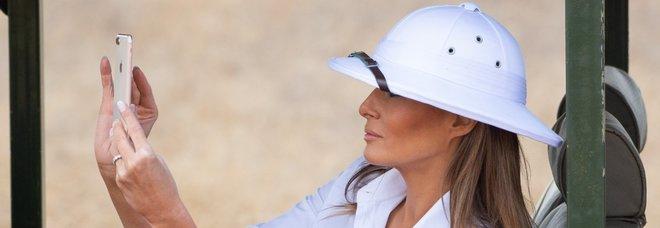 Melania Trump: «Inaccettabile separare i bambini»