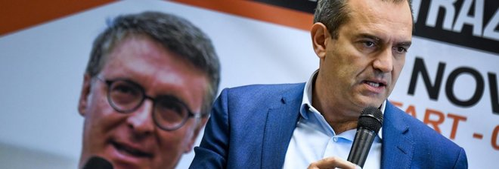 De Magistris accoglie Salvini: «Spero che porti elementi concreti»