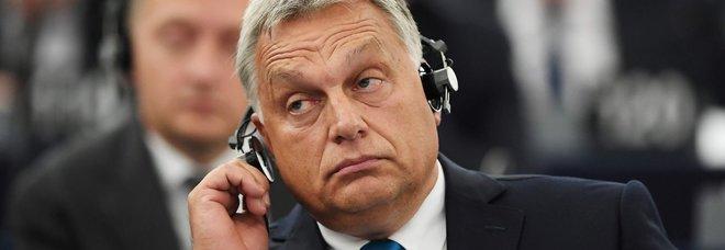 Orban, Lega e Cinquestelle divisi sulle sanzioni: grana per Conte