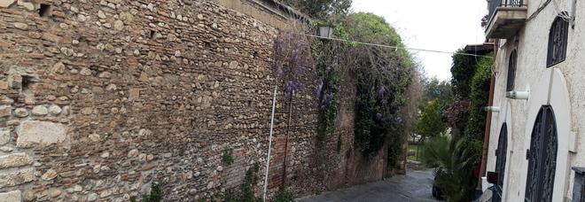 Verde a Benevento, bufera sui tagli degli alberi all'ex convento