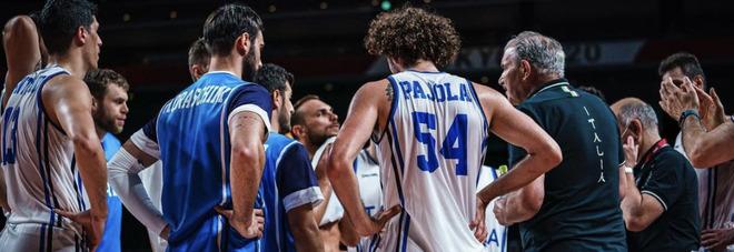 Diretta Basket, Italia-Francia: alle 10.20 gli azzurri cercano l'impresa ai quarti