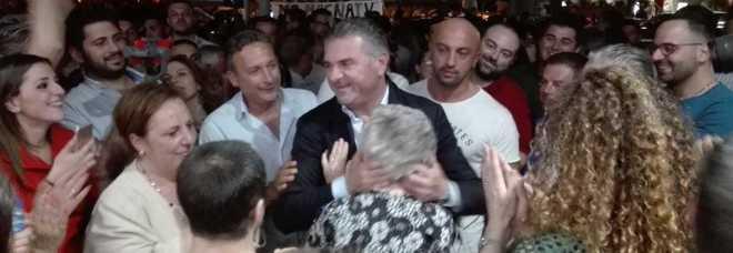 Alfieri vince a Capaccio-Paestum: battuto l'ex sindaco Voza