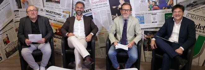 Elezioni a Napoli, Catello Maresca nella webtv del Mattino: «Punto sulla digitalizzazione, da Manfredi atteggiamento poco rispettoso»