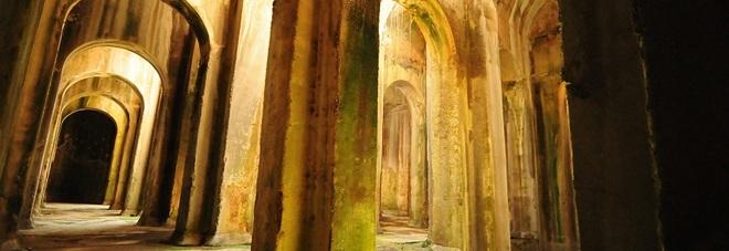 Bacoli tour nella piscina mirabilis e nell 39 antico borgo - Villa mirabilis piscina ...