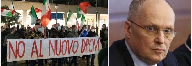 Dpcm, Ricciardi: «Covid dilaga incontrollato, nuove misure non sufficienti. Servono lockdown locali»