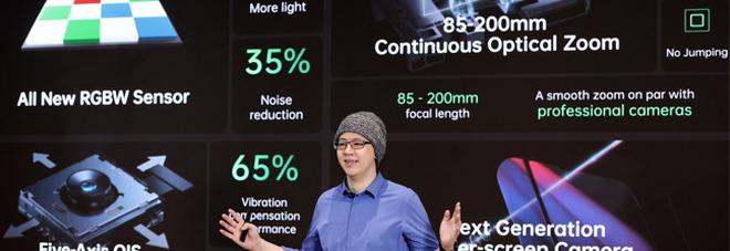 Il futuro della fotografia digitale su smartphone passa attraverso le tecnologie innovative di Oppo