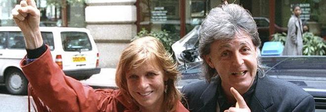 Linda e Paul McCartney