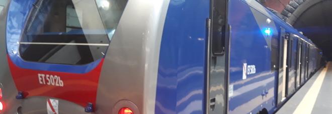 Napoli - Treno della Cumana