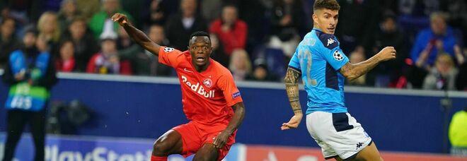 Leicester-Napoli, riecco Daka: «Azzurri forti, sarà gara difficile»