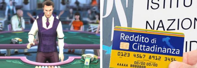 Incassa il reddito di cittadinanza dopo aver vinto 140.000 mila euro ai giochi online: denunciato