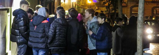 Napoli, alcol a minori: bar recidivo chiuso per 10 giorni