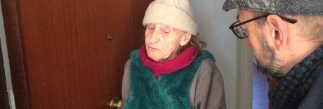 Napoli, gara di solidarietà per nonna Clara: «Grazie a tutti»
