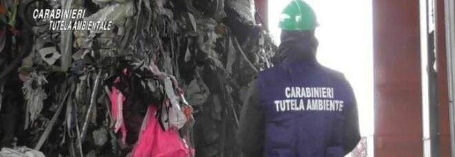 Terra dei Fuochi, controlli a tappeto tra aziende tessili e concerie della Campania