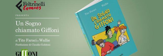 Giffoni Film Festival, arriva la graphic novel per i 50 anni