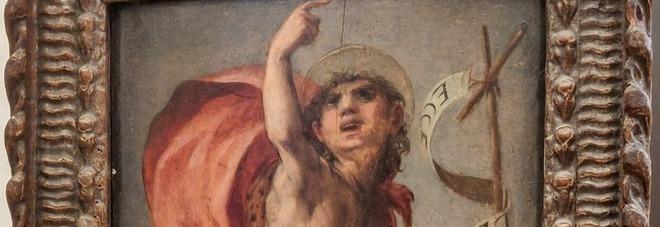 Uffizi, donata collezione da milioni di euro: l'ultima opera di Rosso Fiorentino in mani private