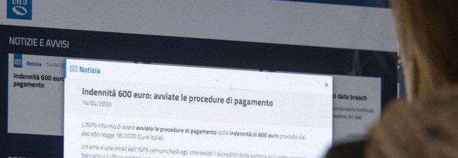 Bonus Inps 2400 euro, domande on line entro il 30 aprile: ecco chi ne ha diritto e quando verrà pagato