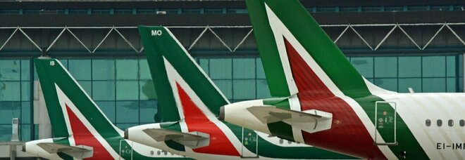 Alitalia, si muove Draghi: disinnescata la mina del possibile fallimento