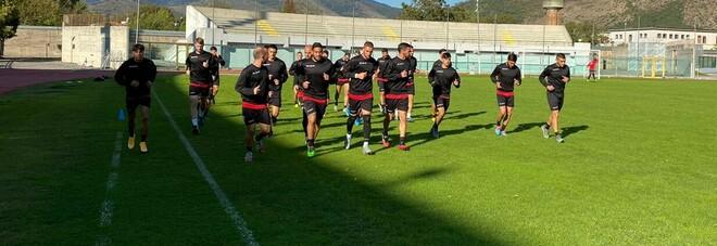 foto ufficio stampa Nocerina Calcio