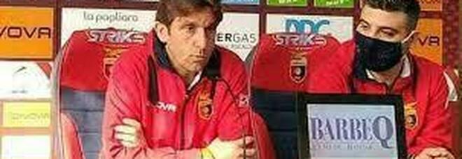 Casertana verso il derby play-off; Guidi: «Possiamo superare il turno»