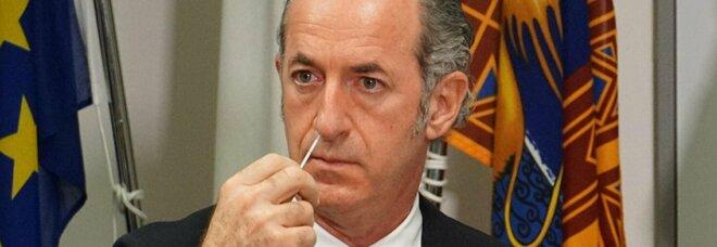 Zaia: «In Veneto oggi 76 morti. Fino ad aprile non la sfangheremo, piano per l'emergenza»