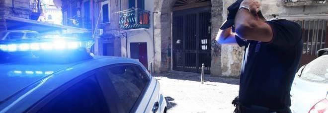 Il luogo della sparatoria (Sergio Siano, Newfotosud)