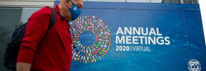 Economia, il Fondo monetario internazionale: «La pandemia brucia 3.000 miliardi, rischio ripresa»