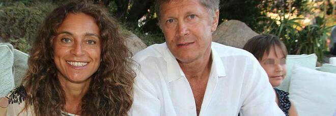Caterina e Fulvio Collovati