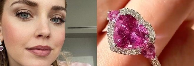 Chiara Ferragni, il super regalo di compleanno: anello di diamanti rosa. Ecco il prezzo da capogiro: «Quanti zeri?»