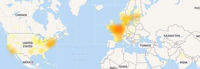 Snapchat down, problemi, errori e guasti: miglialia di utenti non riescono più a usare l'app