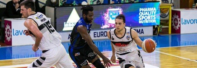 Eurobasket, la squadra-rivelazione: continua il duello con Gevi Napoli