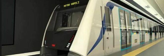 Metropolitana di Napoli, treni nuovi fermi da 17 mesi: a settembre l'ok dell'Ustif