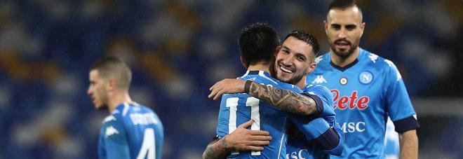 Napoli-Parma, la lezione del campo: servono il talento e la fortuna