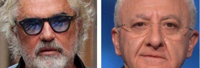 Covid, Flavio Briatore attacca De Luca: «Invece di pensare alla mia prostatite aumenti i posti in terapia intensiva»