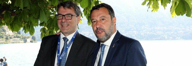 Salvini e Giorgetti, la diarchia che scuote la Lega: ecco le forze in campo