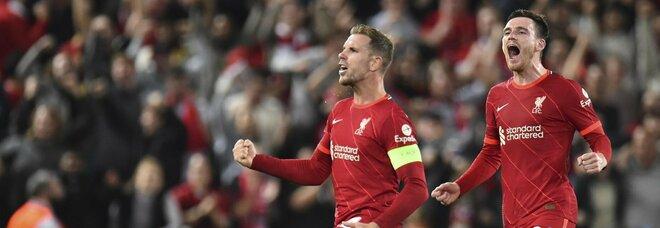 Liverpool-Milan diretta live 21