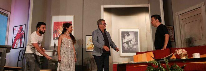 «Vita, ovvero la tempesta perfetta», lo spettacolo ad agosto a Villa Bruno e Agorà Scarlatti