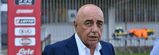 Monza, buone notizie per Galliani: dimesso dal San Raffaele