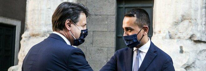 Giuseppe Conte, la tentazione di uscire dal governo Draghi