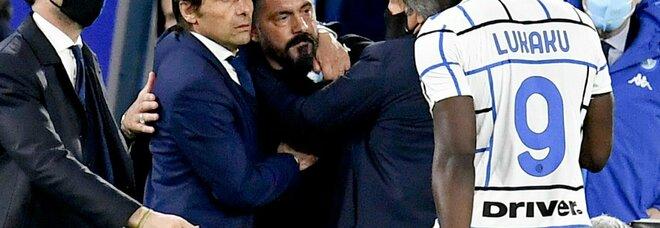 L'Inter pareggia al Maradona e vede lo scudetto, il Napoli resta aggrappato alla zona Champions