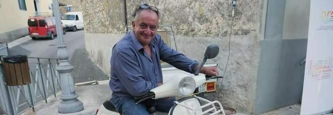 Leo Gizzi morto a Contursi Terme: addio a un grande animatore del territorio