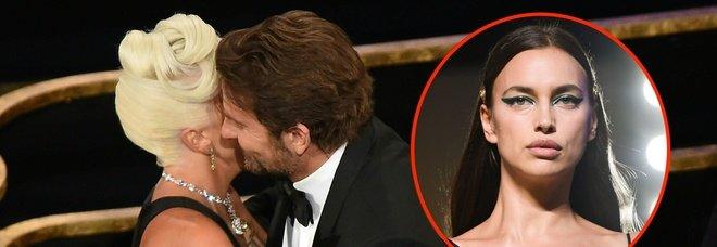«Irina Shayk gelosa di Lady Gaga, con Bradley Cooper è finita perché lei sospettava un tradimento»