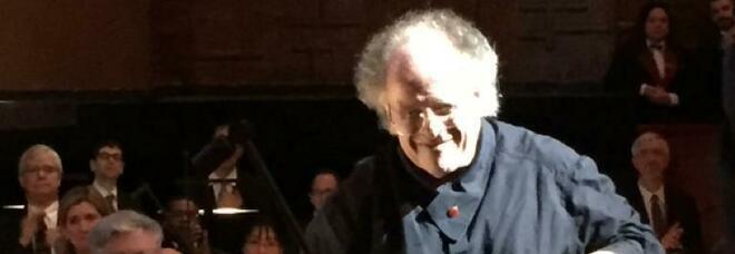Usa, è morto James Levine: il direttore della Metropolitan Opera aveva 77 anni