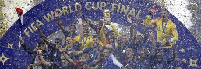 La Francia sul tetto del mondo: il sogno croato si spegne in finale