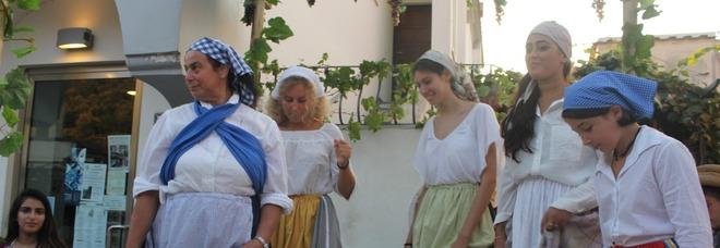 Capri e la via del vino, una tesi che offre valide basi per un turismo più green