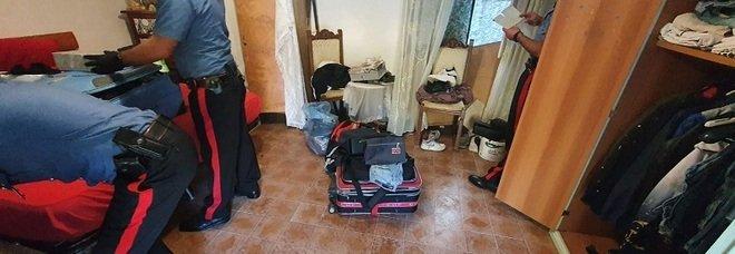 Furti in abitazione in Costiera arrestati due responsabili