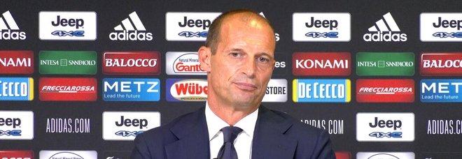 Napoli-Juventus, Allegri a pezzi: «Cuadrado out, ma niente alibi»