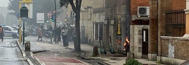Roma, esplosione a Prati: distrutta una pizzeria in via Colonna