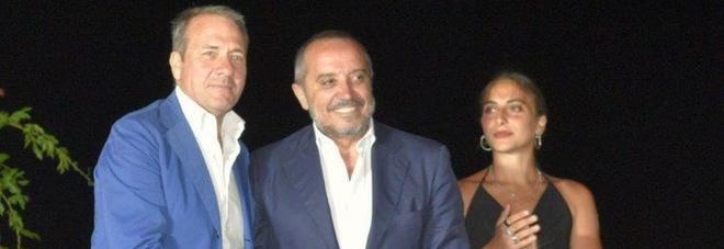Franco Di Mare premiato da Gianni Donzelli